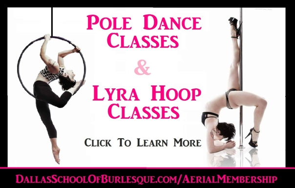pole and lyra classes