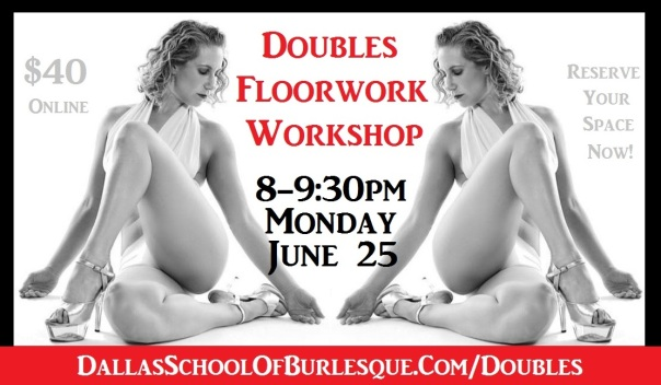 Rachel floorwork doubles workshop